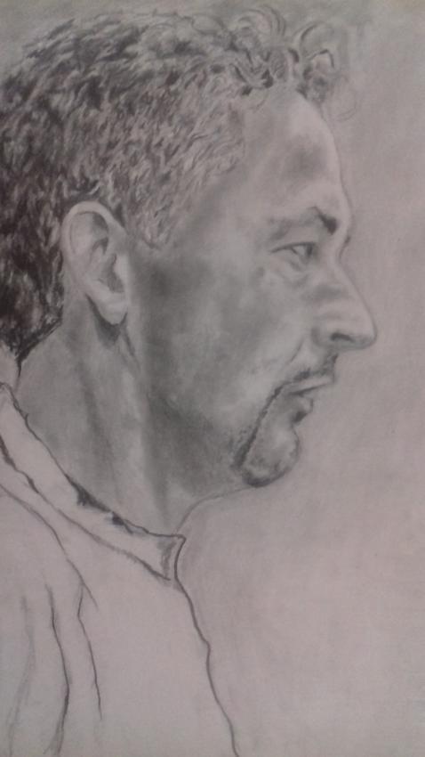 Roberto Baggio by bumboart